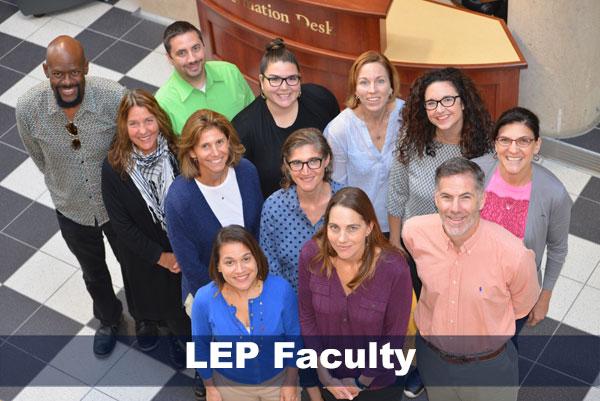 LEP-faculty