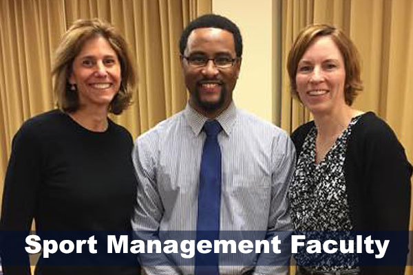 Sport Management faculty